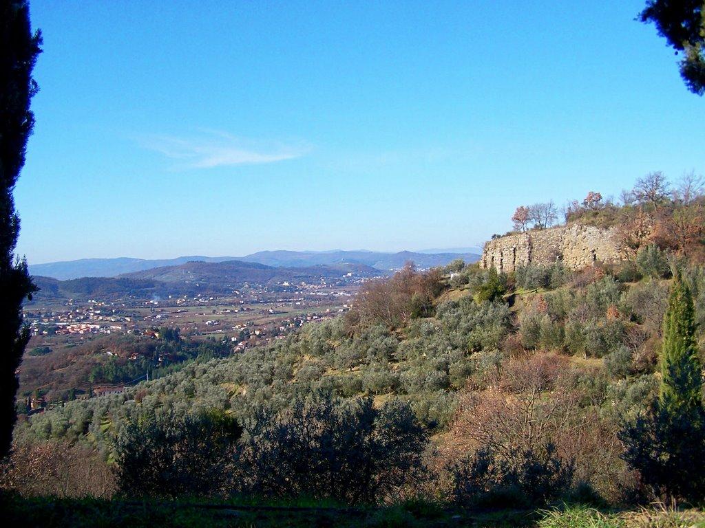 9 febbraio VARIAZIONE: Escursione nei dintorni di Arezzo