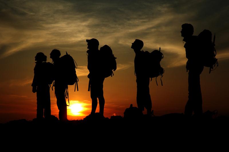 """Sabato 12 Luglio 2014 Trekking sotto le stelle a """"Castelsecco"""""""