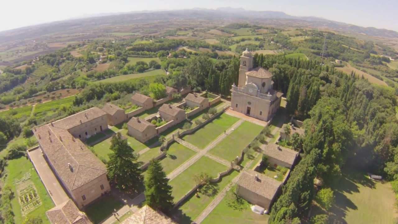 Sabato 23 - domenica 24 aprile 2016  Fano - Eremo di Monte Giove - Parco San Bartolo