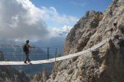 25-26 giugno 2016  Ferrata Ivano Dibona (Dolomiti)