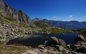 2-3-4 Settembre 2016  ALTA VIA DEL GRANITO (Trentino)
