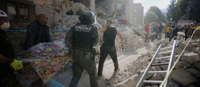 Terremoto centro Italia - Raccolta fondi per le popolazioni colpite