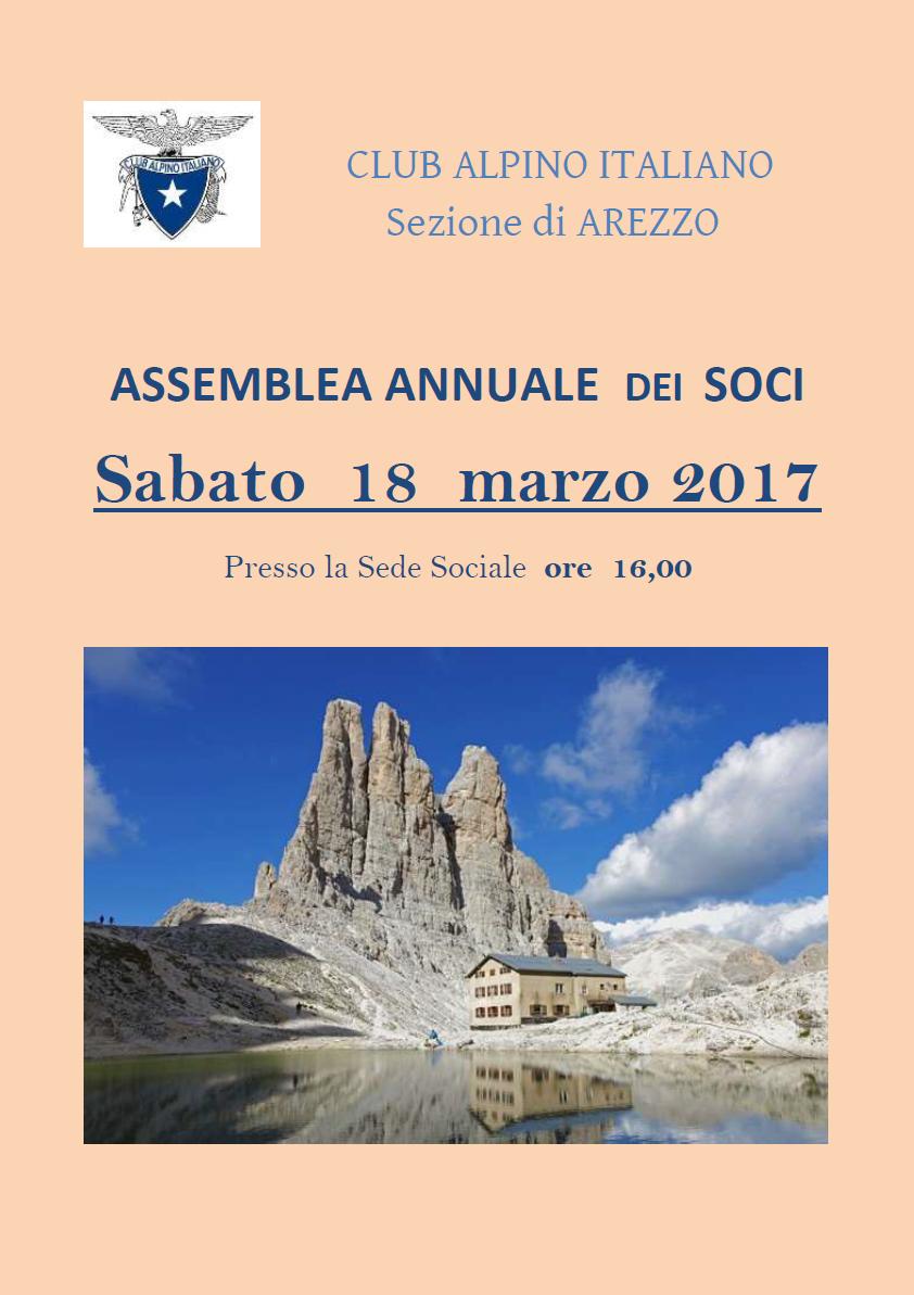 18 Marzo 2017  Assemblea dei soci