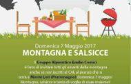 7 maggio 2017  Pranzo in Pratomagno