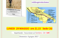 Lunedì 29 maggio  In cammino sull'Appia antica (videoproiezione)