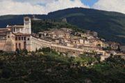 18 giugno 2017 da Assisi a Spello attraverso il monte Subasio