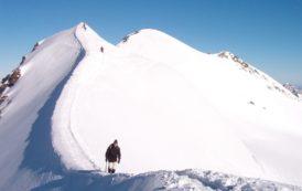 8-9-10 luglio 2017  Monte Castore (Gruppo del Monte Rosa)