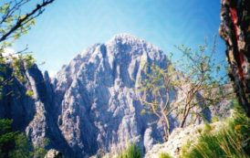 28-29 ottobre 2017  Pizzo d'Uccello: Ferrata Tordini-Galligani (Alpi Apuane)