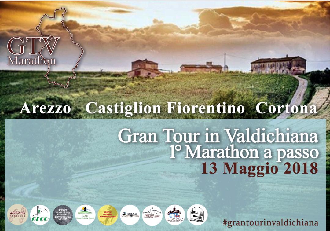 13 Maggio 2018 Grand Tour Valdichiana