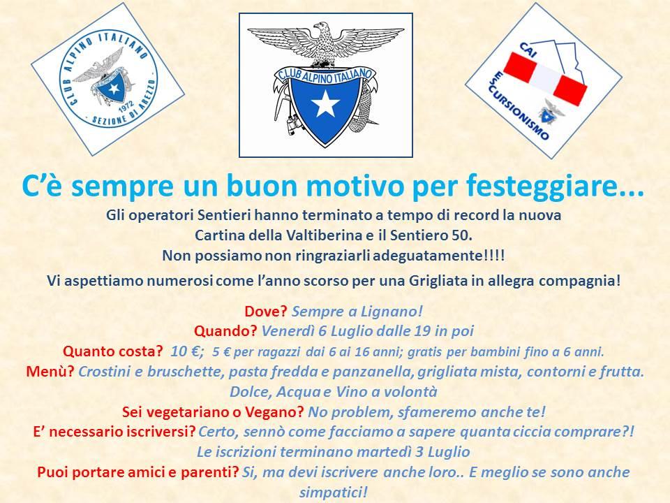 6 luglio 2018  Grigliata a Lignano