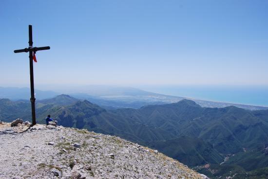 14 ottobre 2018  Alpi Apuane: Pania della Croce