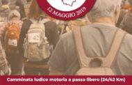 12 MAGGIO. SECONDA TAPPA DEL GTV MARATHON: CORTONA-MONTEPULCIANO