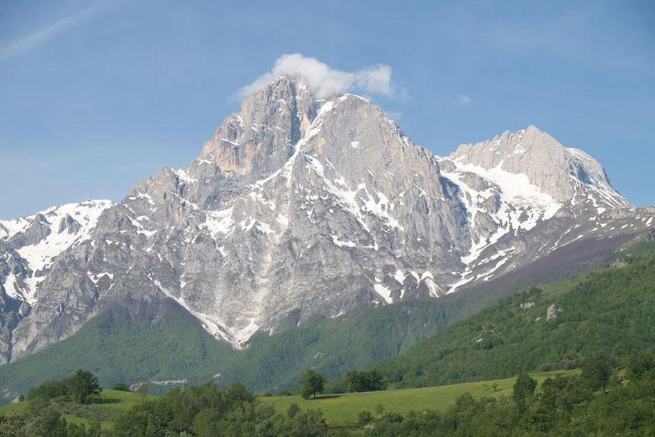GRAN SASSO: 4-5 MAGGIO. Uscita Gruppo Alpinistico E. Comici