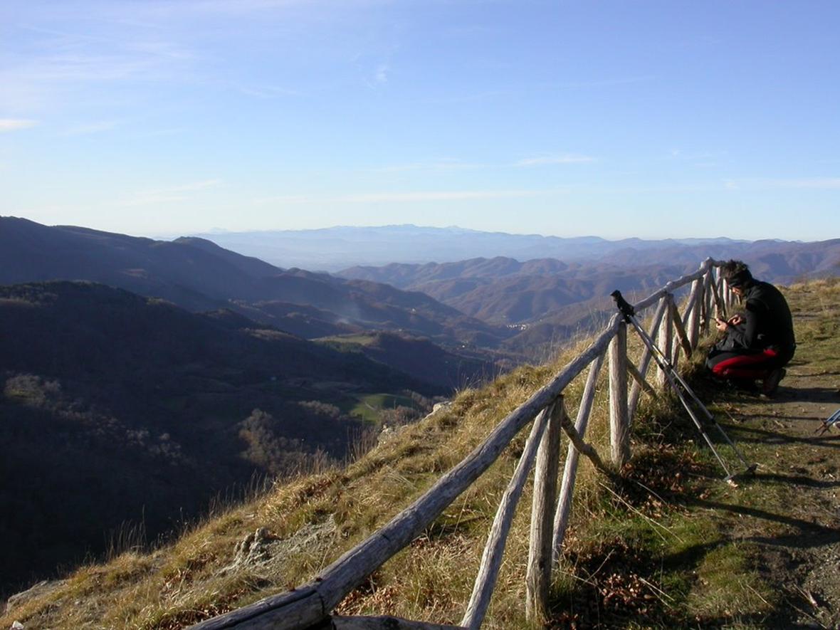 PARCO DELLE FORESTE CASENTINESI: 27 settembre2020